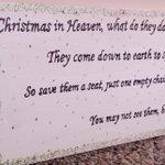 Christmas in Heaven poem Sign or Wall Hanging https://t.co/zp8zexWzaR #gr8byz #kprs https://t.co/Xqb5p0Amzd