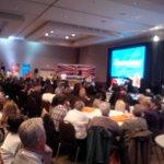 #BCNDP kicks off Forward 2016 conference w MLAs @JBTWickens and @MelanieJMark in beautiful #Kamloops! #bcpoli https://t.co/epV3gGlOcN