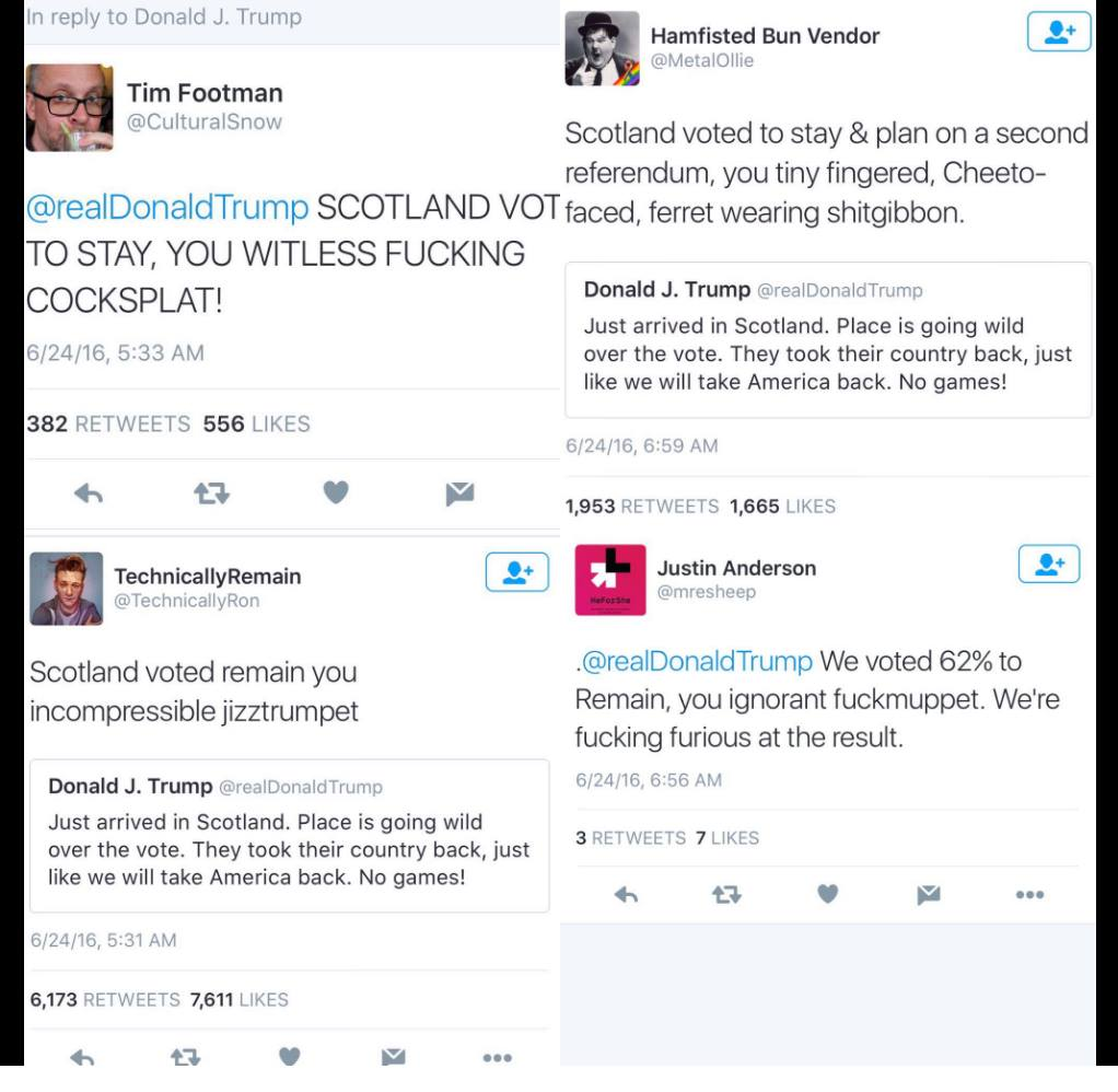 Scots have a mastery of English that far exceeds ours in US @CulturalSnow @TechnicallyRon @MetalOllie @mresheep https://t.co/gSxzKLG5bq