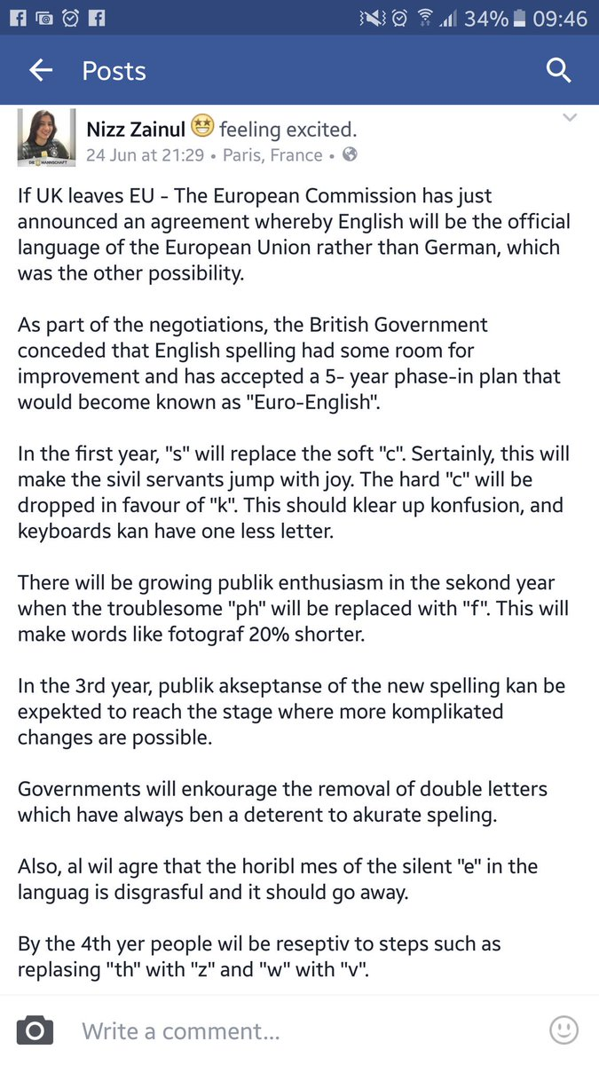 If UK leaves EU .... https://t.co/MZhydOnS51