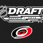 With the 21st pick in the #NHLDraft, the #CanesDraft forward Julien Gauthier! https://t.co/NFBa7FNgNz #Redvolution https://t.co/Of5aK66N6g