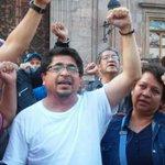 Liberan del penal Mil Cumbres al ex secretario técnico de la CNTE en Michoacán https://t.co/PhaFrTvOmT https://t.co/aC8FmcL8fZ