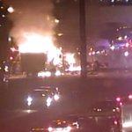 Multi-vehicle crash, fire snarls traffic on Highway 400 https://t.co/oJ22ICcCxm https://t.co/Q76do15BUp
