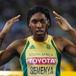 Caster Semenya wins 3 golds for SA at the African championships. https://t.co/heIUP71ffD https://t.co/yCoYAZIEE4