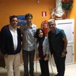 Juan Carlos Valerón recibió anoche en el barrio Los Quintana (Gáldar) el Premio Solidaridad Pedro Monzón Suárez https://t.co/TZhrNWrKN0