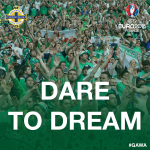 Hello #GAWA! Are you ready for our biggest game in a generation?⚽️🎉 #DareToDream https://t.co/bWn3TO1MZH