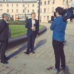 A bit of sleep and on to BBC breakfast with @Mattydennison @JohnMag20 @BBCBreakfast #EUref #bbcbreakfast #Hull https://t.co/OLjCX1vF7K