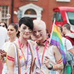 Pride kicks into gear as thousands flock to Dublin for LGBT parade: https://t.co/IKIvix4OOM https://t.co/4pol3Wpqc4