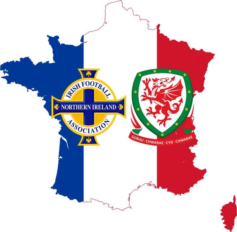 MATCH DAY! Northern Ireland v Wales. Show your support with a RETWEET! Let's #daretodream ! ٩(•̮̮̃•̃)۶ #gawa #WALNIR https://t.co/d8fPSmWvMS