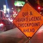 NOW #LosAngeles DUI Checkopint #Gardena Redondo Beach Blvd & Western Ave #NODUI #LA #MrCheckpoint https://t.co/t1kWMLGXUD