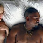 """Kanye took inspiration from artist Vincent Desiderios """"Sleep"""" for his """"Famous"""" video. https://t.co/NeCImxH2Eq"""