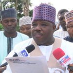 "Ull soon cancel PDP""@Channels24_UK: Ali Modu Sheriff Annuls Plateau State PDP Congress https://t.co/qubCYcWh9e https://t.co/mI28zqRmkq"""
