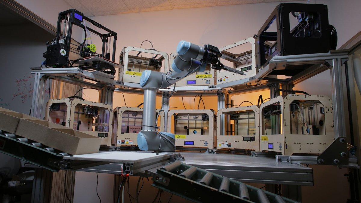 Tend.ai applies the cloud and machine learning to co-working robots https://t.co/1mOKQoj1vc https://t.co/eCH41tAMEp