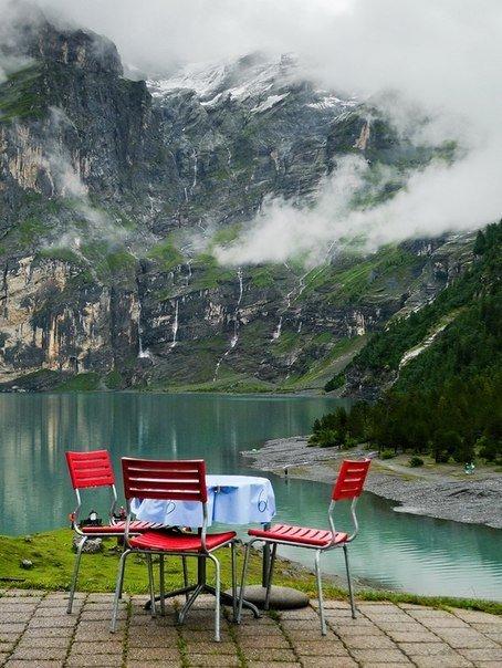 Hotel-Restaurant Öschinensee, Швейцария https://t.co/CF3NtqwJzI