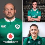 Good luck @RoryBest2 James Ryan & @LucyMulhall as they lead our teams. #ShoulderToShoulder #FutureIsGreen #coygig https://t.co/4sbkAx6YvB