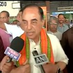 I think Mr.Vadra should concentrate on staying out of jail and not comment on political issues: Subramanian Swamy https://t.co/Lq3GWh5nDN