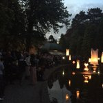 @HarrogateFest so good to see people coming together in #valleygardens #Harrogate for #CieCarabosse Thank you https://t.co/rD6tfGN6sm