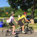 Ending hunger in tandem at #RideandRun for @RescueMission Go team! https://t.co/pjDVDVdcWa