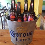Bucket of Mexican Red Pig Ale, only £11. Well even throw in a free Corona ice bucket! #harrogate #mexicanale https://t.co/igDrRvfyLG
