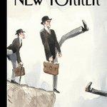 Cover van de New Yorker deze week: https://t.co/xTU5XThCx0