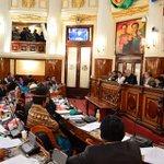 #Bolivia #Asamblea elige por más de dos terceros de votos a Henry Lucas Ara Pérez como #ContralorGeneral https://t.co/oMd1ikreKh