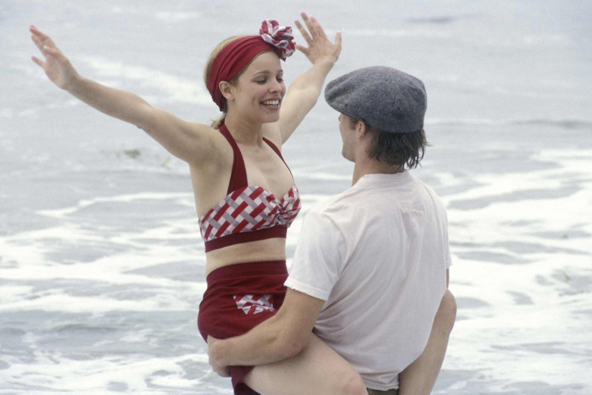 #TheNotebook is celebrating it's 12 year anniversary. It was released on June 25, 2004. What is your favorite scene? https://t.co/cmi2p5LMLV