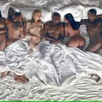 The Famous video by Kanye features nude wax figures of Taylor, Caitlyn, Kim, Rihanna, Trump, Amber Rose, G. Bush. https://t.co/JbdzUgPYi4