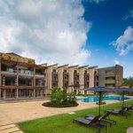 Wake up to a breath taking view @Peduase_valley resort. #PeduaseValleyResort #TourismInAfrica https://t.co/DeAOC6yn44