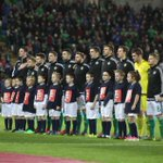 Good luck to #GAWA for this afternoons game #EURO2016 Thanks to @IRISHFA & the whole squad for supporting #SRtRC https://t.co/v32LH90Nzw