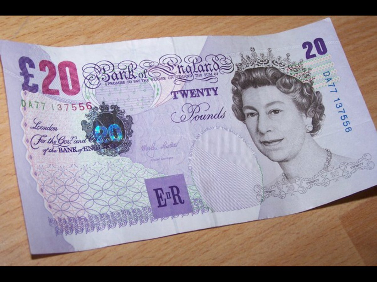 The new five pound note  #BrexitIn5Words https://t.co/ru9tqtqfr0