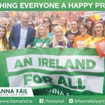 Happy #Pride2016 Hope to see you all at todays Parade. RT to tell friends. #DublinPride - @DublinPride https://t.co/DrRvvA33Jv