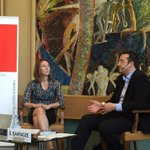 #Georgia looks at #Europe with hope, not fear, - Discussing #GeorgiasEuropeanWays @UNOGLibrary @GeorgiaGeneva https://t.co/ohV8PpPZfI