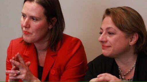"Pls DON'T RETWEET. Kelly O'Dwyer to Twitter: ""This photo depicts me with a loser."" #KellyIsTheNewSophie #ausvotes https://t.co/Ejkc89mpND"