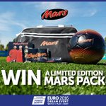 Another amazing #Euro2016 prize today! Fancy a special Mars pack? Just Follow and RT for a chance to #WIN https://t.co/acQUbVQQma