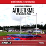 DIRECT : Suivez les Championnats de France Elite 2016 d@Angers sur Athle.fr ! https://t.co/DFjVQzGMMk #CFAthlé https://t.co/54A9uKl3E2