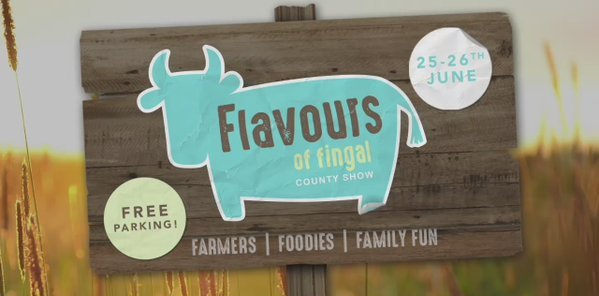 Fancy some family fun this weekend? Check out the @FlavourofFingal event. For more: