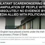 BREXIT. Nothing will happen accept what is instigated by EU countries themselves. Look at Irish Govt wanting borders https://t.co/2OsklJPoQk