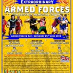 Whos heading down to support @sephtontrophy today? #armedforces https://t.co/f4km4K4nNa