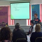 Head coach James Webster saying a big Hull KR hello to the @2017Hull volunteers... https://t.co/3ma0FBSCRQ