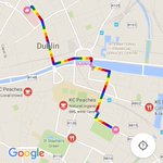 FOLLOW THE RAINBOW ROAD ???? see yall @ 1pm, Parnell Square ???????????? https://t.co/Yc6nQQmCRC