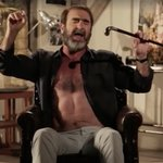 Eric Cantona singing Will Griggs On Fire is the best thing you will watch today https://t.co/ylIx02dMM7 https://t.co/lGR50v9n3s