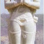 """33 feet idol,""""Vishwaroopa Anjaneya Swamy"""",in standing posture,is made out of a single granite stone #Templesofindia https://t.co/97Bi1Hdi7l"""