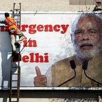 aartic02: RT Neh_v: Arresting, raiding, terrorizing, filing false cases against all those whom Delhi elected. #Eme… https://t.co/pf9jCsg42X