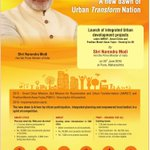 A new dawn of Urban #Transformation! PM @narendramodi to launch integrated urban development projects in Pune https://t.co/Uk6Hi4eKKa