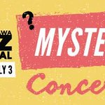 @InTownAndOut has todays mystery concert reveal AND your chance to win passes to @OttawaJazz. #music #Ottawa https://t.co/Re0fNmP94K