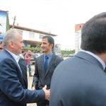 Ekonomi Bakanımız Sayın Nihat Zeybekci ile birlikte Beyağaç Kaymakamlığımızı ziyaret ettik. @ZeybekciNihat https://t.co/7SrbGYzcse