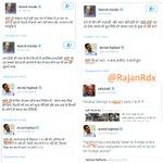 Pic-1 @msisodia आपियों को सम्बोधित करते हुए..!! Pic-2 @narendramodi की बौखलाहट के कुछ अंश...!! @AamAadmiParty जिंदा० https://t.co/Rk8B3D4fma
