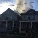 #Breaking Structure fire at 220 6th Ave in Watervliet https://t.co/61qWoaLyiI