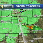 Are you starting off your Saturday with storms or sunshine? #MOwx #ARwx https://t.co/EsxonykkjJ