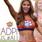 ADPi is #ALLIN for @rachelyukiwyatt! Wishing luck to our sister as she competes for the Miss South Carolina crown! https://t.co/8goPciv98V
